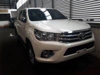 Jual mobil Toyota Hilux G 2018 Pickup