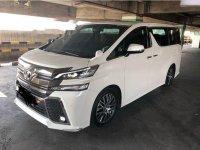 Jual mobil Toyota Vellfire G 2015 Wagon