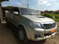 Jual mobil Toyota Hilux G 2011 Pickup