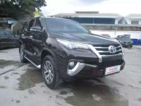 Toyota Fortuner SRZ 2016 A/T