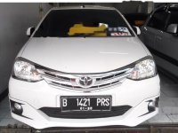 Jual mobil Toyota Etios Valco G 2015 Hatchback