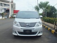 Jual mobil Toyota Alphard G G 2012 MPV