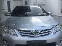 Jual Toyota Corolla Altis 1.8 E 2013