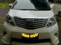Dijual Toyota Alphard 2.4 NA 2016