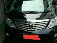 Jual Toyota Alphard Hybrid 2010