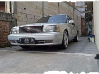 Dijual mobil Toyota Crown Super Saloon 1993 Sedan