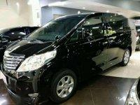 Dijual Toyota Alphard 3.5 V6 2011