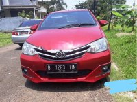 Dijual mobil Toyota Etios Valco G 2015 Hatchback