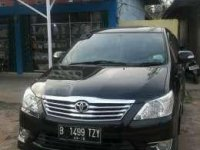 Toyota Innova G Luxury 2013