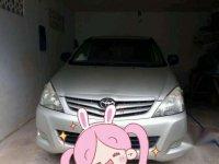Toyota Kijang Manual Tahun 2009