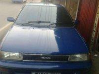 Dijual mobil Toyota Corolla 1990 siap pakai