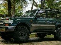 Dijual Toyota Land Cruiser VX Grade 1996
