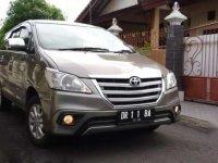 Toyota Kijang Innova G MT Tahun 2015 Manual