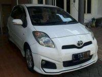 Dijual Mobil Toyota Yaris TRD Sportivo 2012 siap pakai