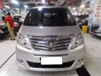Dijual mobil Toyota Alphard X X 2013 MPV