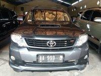 Dijual mobil Toyota Fortuner G 2014 SUV
