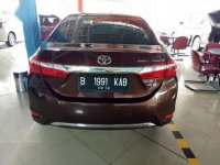 Toyota Altis V 1.8 2014