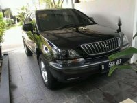 Toyota Harrier 300G AT Tahun 2001 Automatic