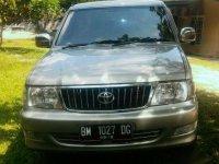 Toyota Kijang Lgx 1,8 Thn 2002