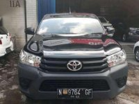 Jual Mobil Toyota Hilux S 2017
