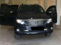 Toyota Fortuner Type V 2014 AT (4X4)