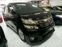 Toyota Vellfire V Premium 2012