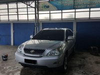 Jual mobil Toyota Harrier 240G 2008 SUV