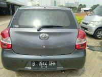 Toyota Etios Vallco E Tahun 2013