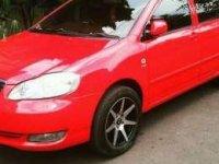 Jual Toyota Corolla Altis G 2005