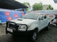 Toyota Hilux 2.5 G DC Airbag MT Tahun 2014