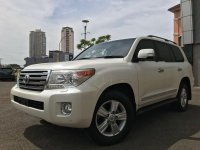 Toyota Land Cruiser Full Spec E 2012 SUV