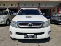 Jual Toyota Hilux DC G 2011