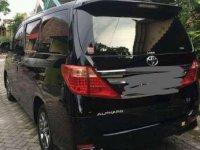 Toyota Alphard G AT Tahun 2014