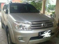 Toyota Fortuner G TRD AT Tahun 2011 Automatic
