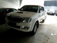 Jual Toyota Hilux 2012