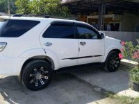 Dijual Mobil Toyota Fortuner G SUV Tahun 2014