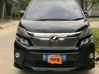 Dijual Toyota Vellfire ZG 2012
