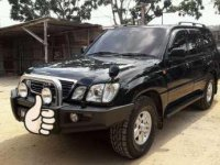 Dijual Toyota Land Cruiser V8 4.7 2000