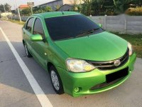 Dijual Toyota Etios G 2013