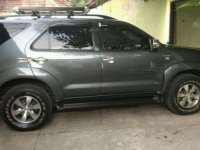 Toyota Fortuner Diesel Manual Tahun 2008