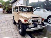 Jual Toyota Land Cruiser Hardtop FJ-40 Tahun 1986