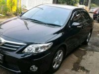 Toyota Altis Manual Tahun 2013
