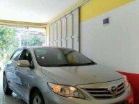 Toyota Altis 2012