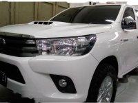 Dijual mobil Toyota Hilux E 2015 Pickup Truck