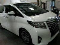 Dijual Toyota Alphard G 2015