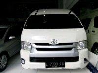 Toyota Hiace Van MT Tahun 2015 Manual