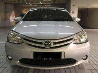 Jual Mobil Toyota Etios Valco E 2013