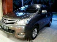 Dijual Toyota Kijang Innova G Luxury 2011