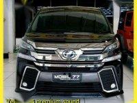Toyota Vellfire ZG Premium Sound Tahun 2015