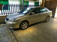 Toyota Corolla Altis Type G Manual 2003